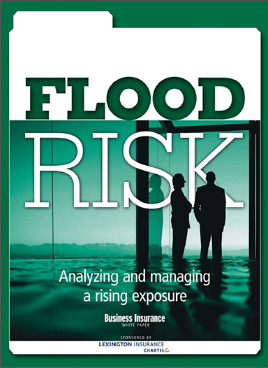 Flood Risk - Sponsored White Paper