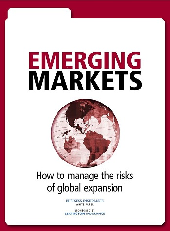 Emerging Markets Risk - Sponsored White Paper