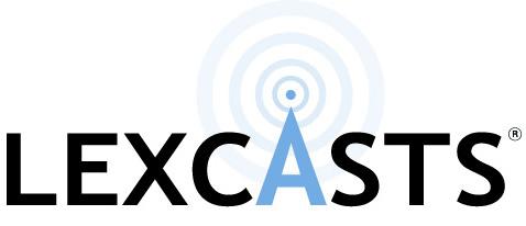 lexcast logo